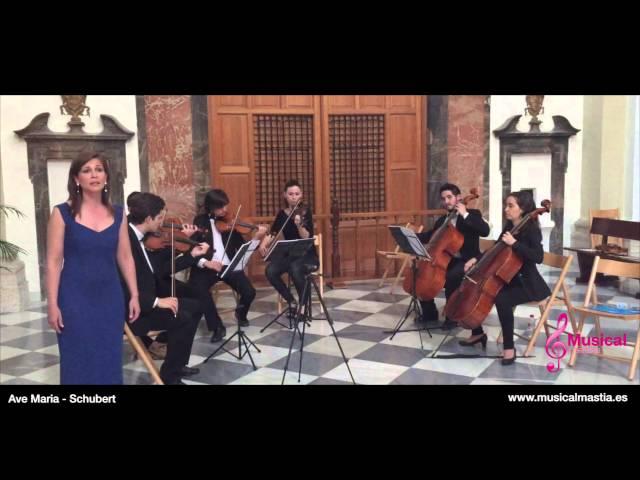 Ave Maria - Schubert CONVENTO DE LAS ANAS - BODAS MURCIA ALICANTE ALMERIA