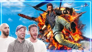 Expert BASE Jumpers REACT to Just Cause 4 | Experts React