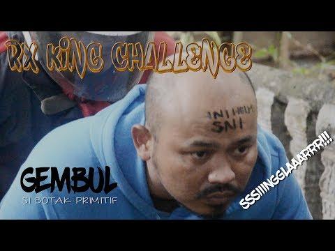 NUMPAK RX KING CHALLENGE !! NGAKAK KOCAK PARAH !!
