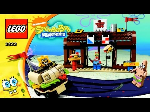 Lego игры губка боб все о группе тату и все о жизни юлии