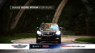 More Room For Fun At Fremont Chevy, Buick, GMC