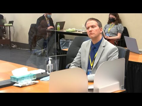 Chauvin's lawyers call for a re-trial over prosecutorial and jury misconduct claims