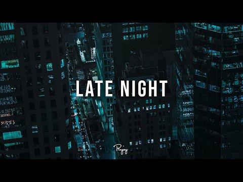 """Late Night"" – Melodic Rap Beat | New Hip Hop Instrumental Music 2021 | Mandalaz #Instrumentals"