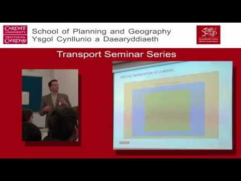 Public Transport Modelling - TRANSPORT SEMINAR SERIES