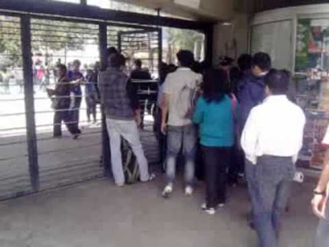 MOBILITY IN THE CAMPUS OF THE NATIONAL UNIVERSITY OF COLOMBIA..wmv