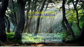 10 | Deklamado de Nuna – La Vento Miljara | 천년의 바람 – 에스페란토