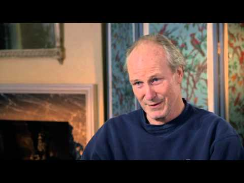 "Winter's Tale: William Hurt ""Isaac Penn"" On Set Movie Interview"