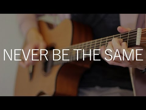 Never Be The Same - Camila Cabello (Fingerstyle By Vadim Kobal)