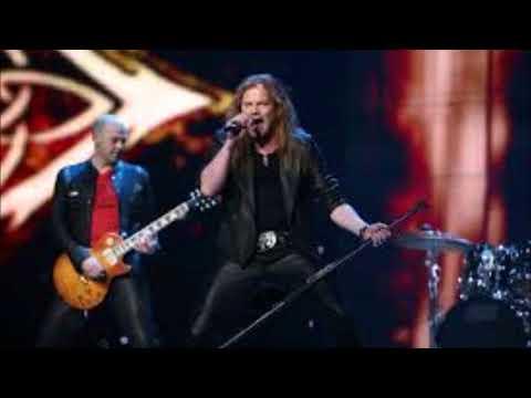 Eurovision 2007 Iceland - Eirikur Hauksson - Eg les i lofa pinum (studio version)
