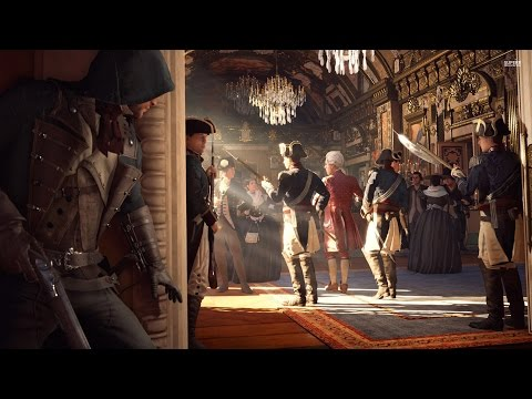 Assassin's Creed Unity PC-Gameplay Walkthrough Part 1 Memories of Versailles.