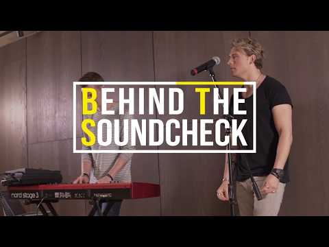 BTS  Christopher - Irony Behind The Soundcheck  6CAST