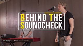 BTS | Christopher - Irony (Behind The Soundcheck) | 6CAST