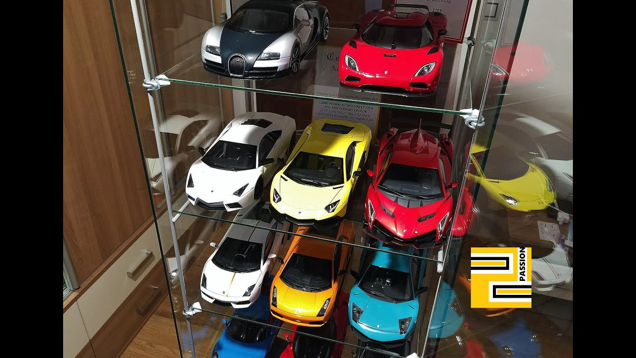 dream collection of 1 18 diecast supercars youtube. Black Bedroom Furniture Sets. Home Design Ideas