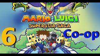 Mario & Luigi Superstar Saga (Co-op) - Ep.6 - Wie Klempner Arbeit?