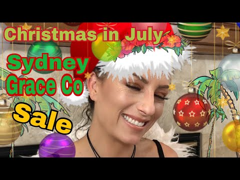 Christmas In July - Sydney Grace Co Sale 🏖🎄