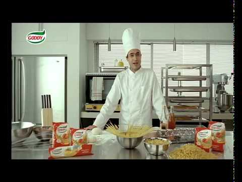 Goody Pasta 3 Signs Ad [New]
