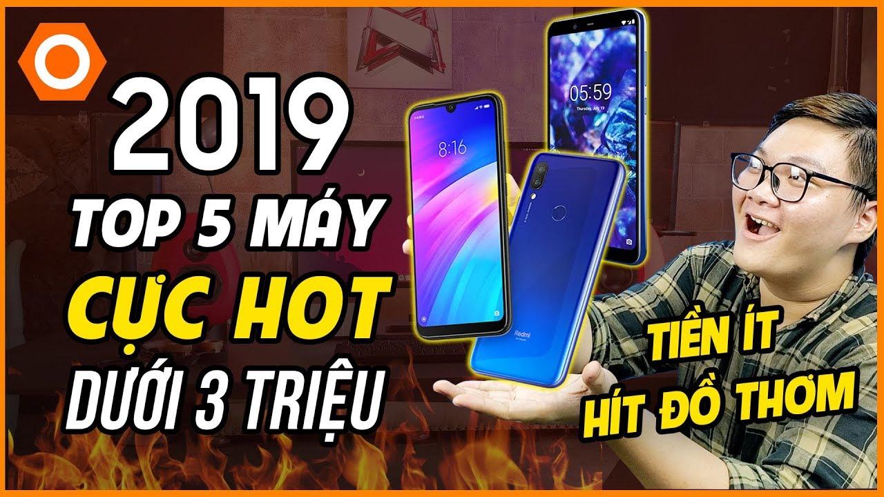 dReview | 2019 điện thoại giá rẻ dưới 3 triệu – tiền ít vẫn hít được đồ thơm.