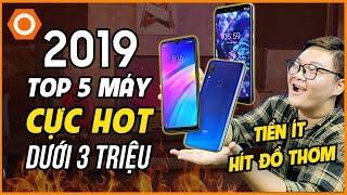 dReview | 2019 điện thoại giá rẻ dưới 3 triệu - tiền ít vẫn hít được đồ thơm.