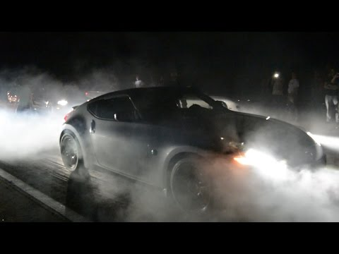 Maryland Street Racing New Spots and Real HW Racing!!!!!!