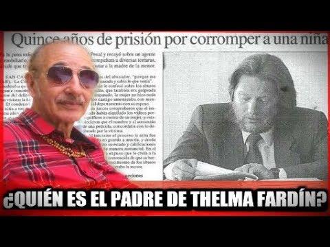 👹 José Luis Fardín || El padre de THELMA FARDÍN || Condenado por Abusar de Carla Lescano