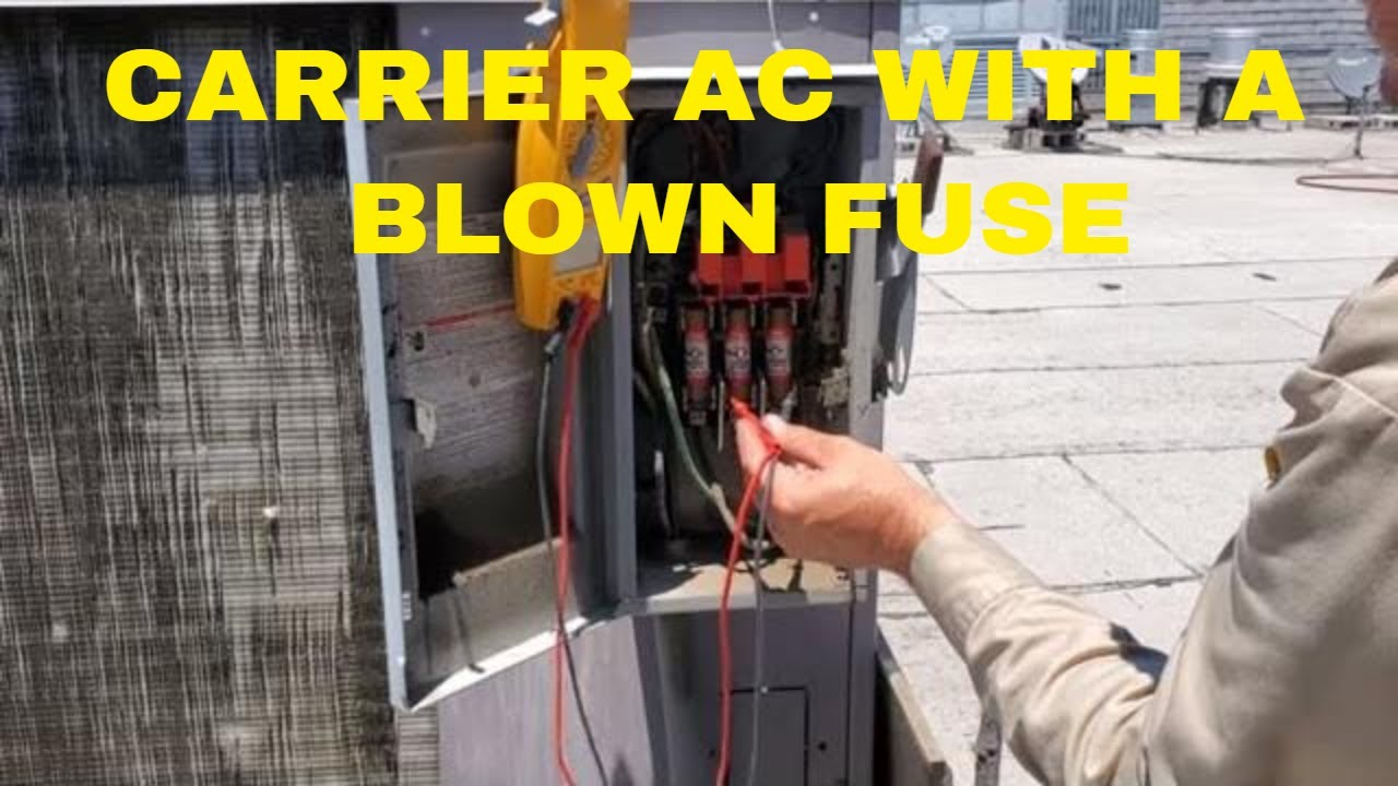 ac fuse box carrier ac fuse box pro wiring diagram  carrier ac fuse box pro wiring diagram