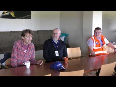 Jet World Masters 2017  Lehdistötilaisuus