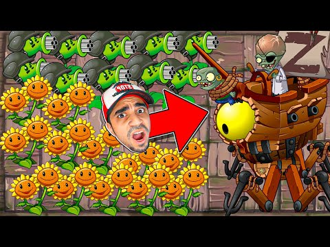 النباتات ضد الزومبي : ملك القراصنة | 2 Plants vs Zombies !! 🌱🧟♂️