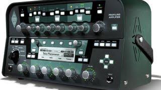 Jake Pitts - Kemper Profiling Amp / Peavey 6505+ Demo