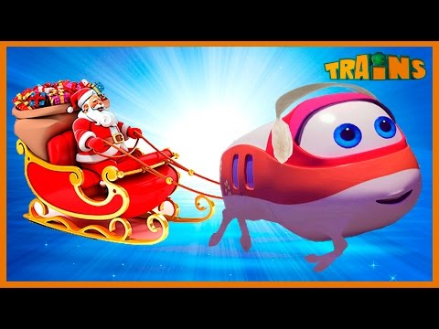 Santa Christmas Video For Kids - With Morphle and Cute Animals