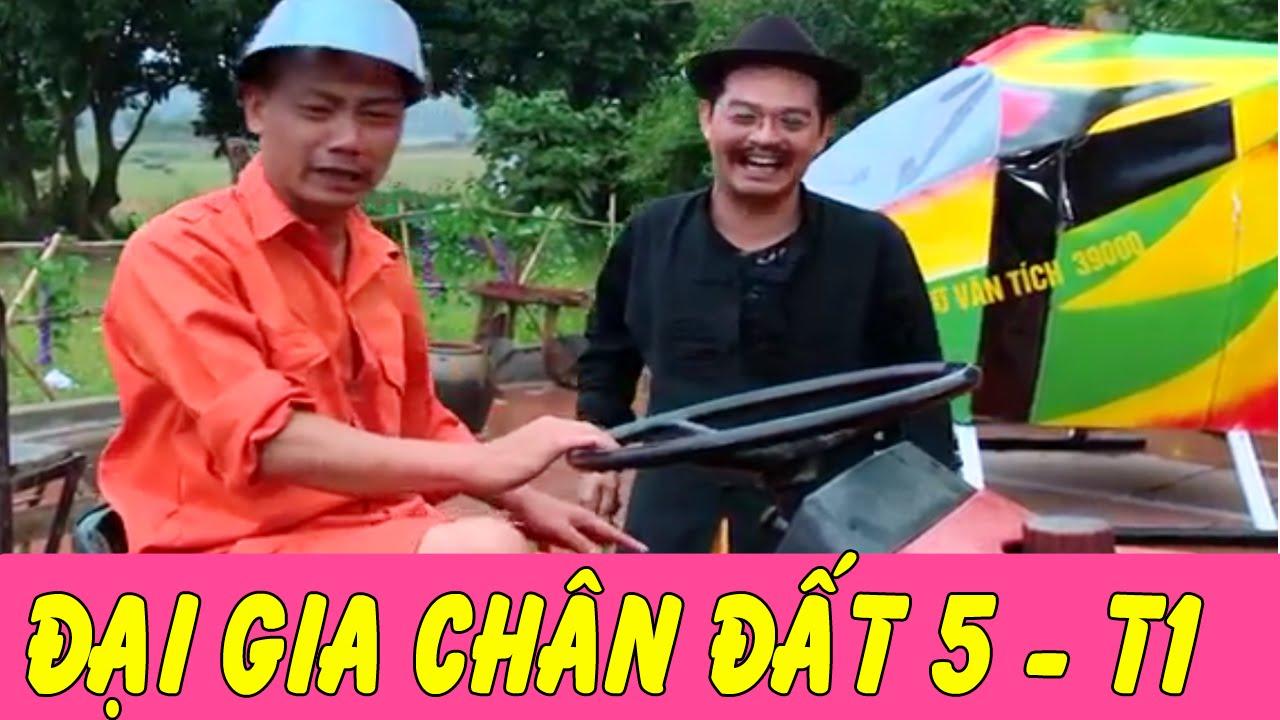 Đại Gia Chân Đất 5 | Phim hài Tết