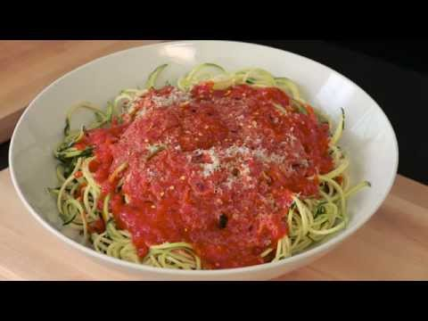 Jessica Seinfeld's Delicious (and Healthy!) Zucchini Pasta Recipe | InStyle