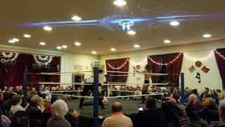 Pioneer Valley Pro Wrestling - December 2, 2017 - Hadley, Massachusetts