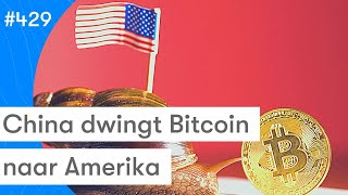 Grote exodus Bitcoin mining   BTC koersanalyse en nieuws vandaag    #429