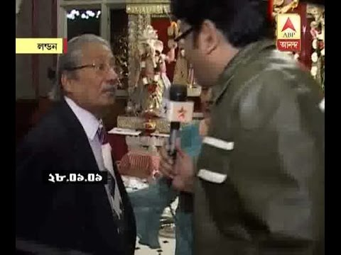 actor Saeed Jaffrey is no more: his  with Suman De on 2009 in London