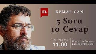 Kemal Can ile 5 Soru 10 Cevap: İYİ Parti'ye ne oluyor?