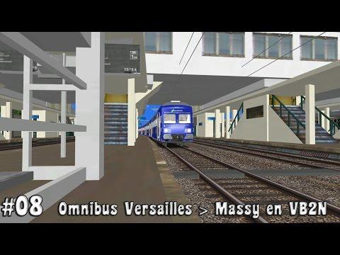 Open Rails | 08 : Omnibus Versailles Massy en VB2N