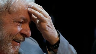 Brazil's Popular Ex-President Lula Ordered to Prison After Politically Motivated Trial & Conviction