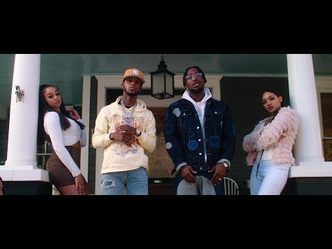 BRS Kash - Feel Better ft. @Toosii 2x [Official Music Video]