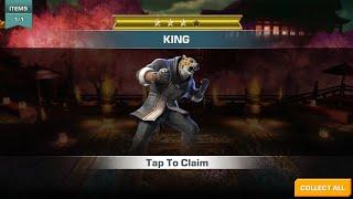 Unlocking: 3 Star King Tekken Mobile:::