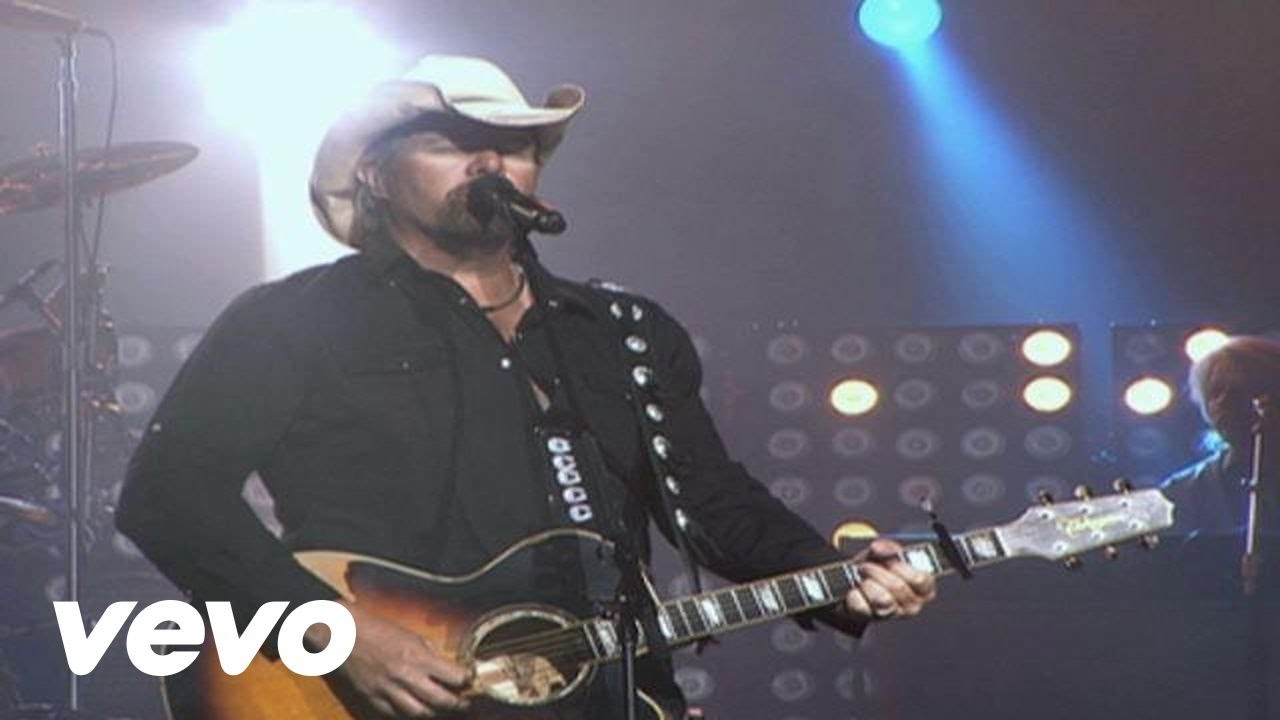 Toby Keith - Made In America (Official Music Video)