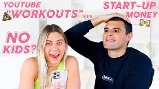 Money, Marriage + Bad Fitness Content // What I REALLY Think