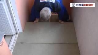 Монтаж пола на лоджии из плит QuickDeck Professional(Подробнее о товаре здесь: http://www.sformat.ru/catalog/stroite... Планируете отделку пола? Обратите внимание на строительные..., 2014-04-24T19:11:34.000Z)