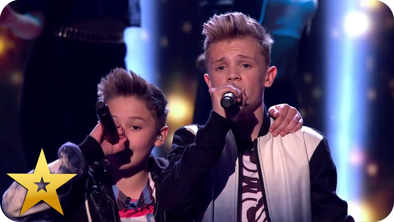 Confirmed Act Bars And Melody Bgt The Champions Youtube