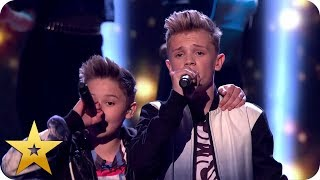 CONFIRMED ACT - Bars and Melody   BGT: The Champions