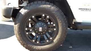 Nitto Terra Grappler Tire Reviews  (2012 Jeep Wrangler Unlimited)