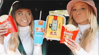 Download DANCERS eat MCDONALDS for a WEEK to WIN MONOPOLY Mp3 and Videos