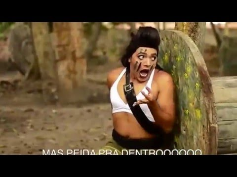"""Metralhadora"" das Vingadoras com Tirulipa (paródia)"