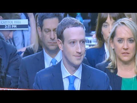 Mark Zuckerberg Knows Facebook Better Than The U.S Senate, Hearing Will Reveal Zip