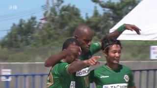 JFA 第14回全日本ビーチサッカー大会 決勝ハイライト