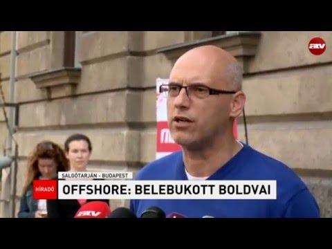 Felfüggeszti párttagságát Boldvai: belebukott az offshore-botrányba